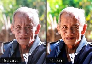 Portrait: Grandfather 1