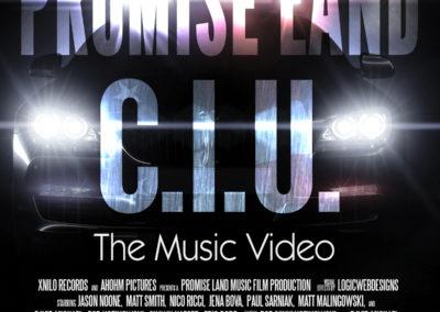 Movie Poster Design   C.I.U.
