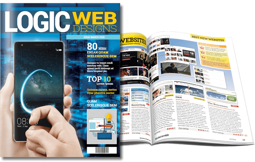 Pittsburgh Publication Design Services 2