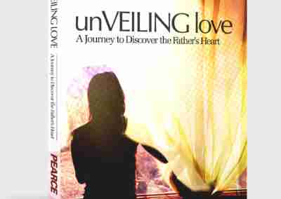 Unveiling Love - Book Cover Design