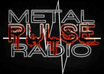 Banner Design - Metal Pulse Radio