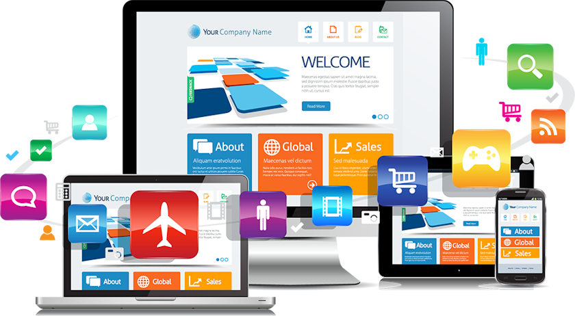 Responsive Website Design - Logic Web Design - Pittsburgh