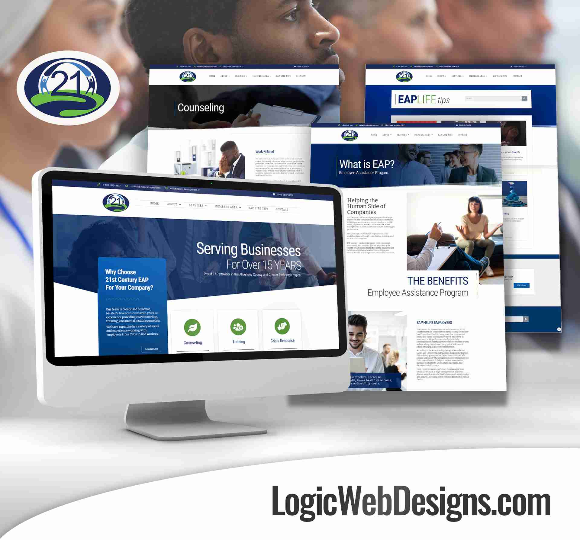 Pittsburgh Website Design Services - Logic Web Designs